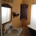 Prescott vacation rental master bath