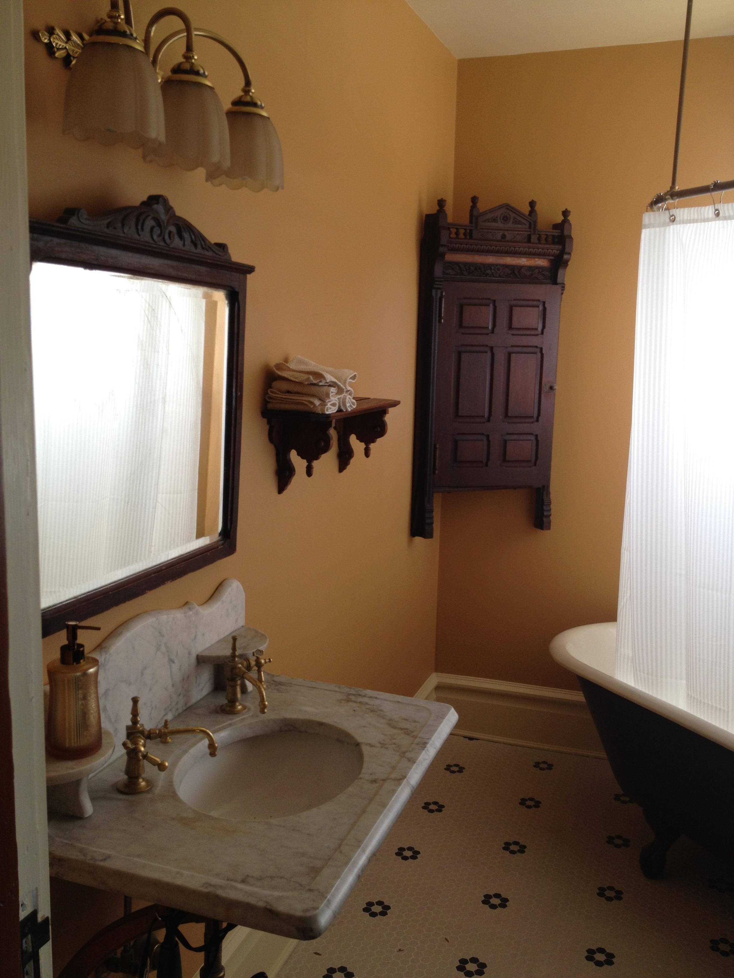 Prescott vacation rental master bath